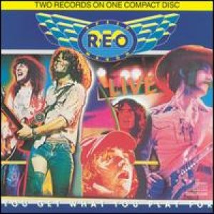 REO Speedwagon - Live: You Get What You Play For