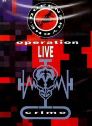 Queensrÿche - Operation LIVEcrime
