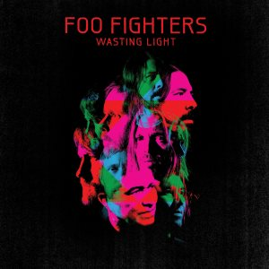 Foo Fighters - Wasting Light cover art