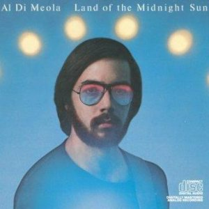 Al Di Meola - Land of the Midnight Sun cover art