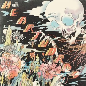 The Shins - Heartworms cover art