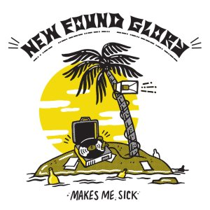 New Found Glory - Makes Me Sick cover art