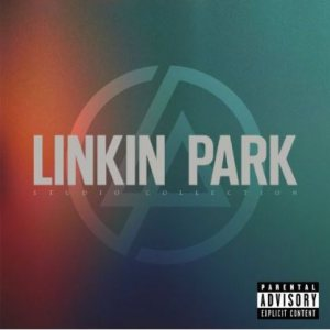 Linkin Park - Studio Collection 2000–2012 cover art