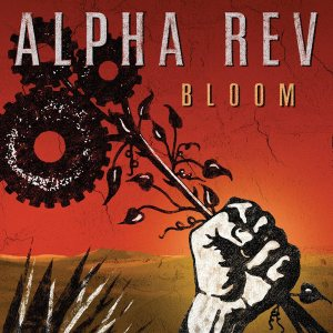 Alpha Rev - Bloom cover art