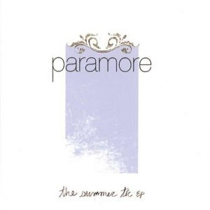Paramore - The Summer Tic cover art