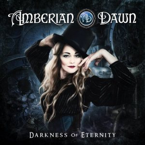 Amberian Dawn - Darkness of Eternity cover art