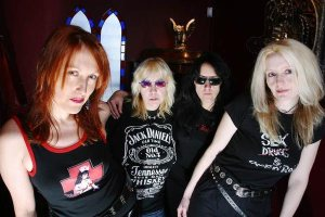 Girlschool photo
