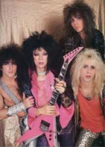 Vinnie Vincent Invasion photo