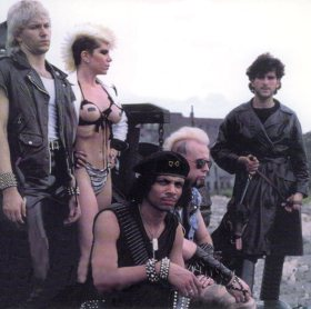 The Plasmatics photo