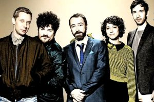 The Shins photo