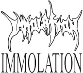 Immolation logo