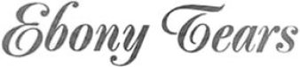 Ebony Tears logo