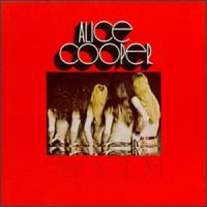 Alice Cooper - Easy Action cover art