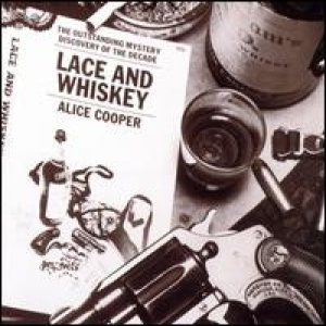 Alice Cooper - Lace and Whiskey cover art