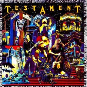 Testament - Live at the Fillmore cover art