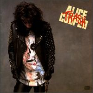 Alice Cooper - Trash cover art