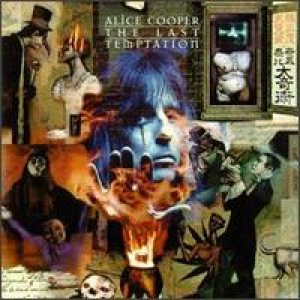 Alice Cooper - The Last Temptation cover art