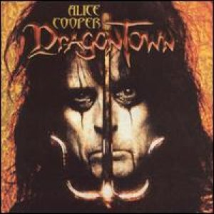 Alice Cooper - Dragontown cover art