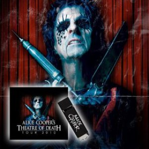 Alice Cooper - Theatre of Death: Live in Munich 6.11.2010 cover art