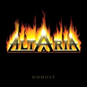 Altaria - Unholy cover art
