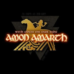 Amon Amarth - With Oden on Our Side cover art