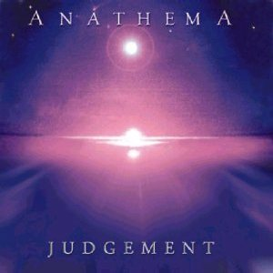 Anathema - Judgement cover art