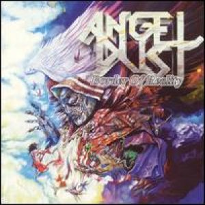 Angel Dust - Border Of Reality cover art