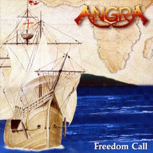 Angra - Freedom Call cover art