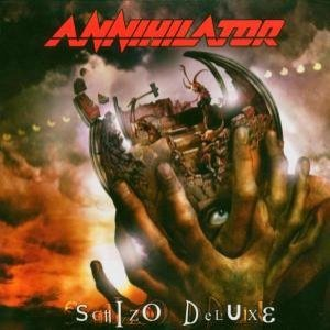 Annihilator - Schizo Deluxe cover art