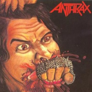 Anthrax - Fistful Of Metal cover art