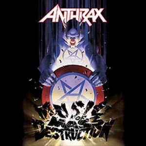 Anthrax - Music Of Mass Destruction cover art