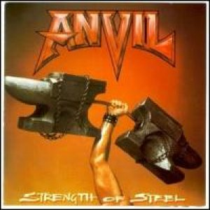 Anvil - Strength Of Steel cover art