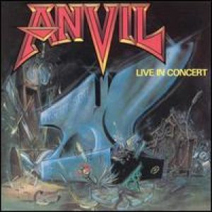 Anvil - Past And Present - Live In Concert cover art