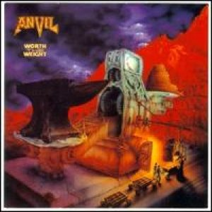 Anvil - Worth The Weight cover art