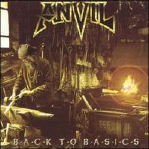 Anvil - Back To Basics cover art