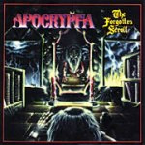 Apocrypha - The Forgotten Scroll cover art