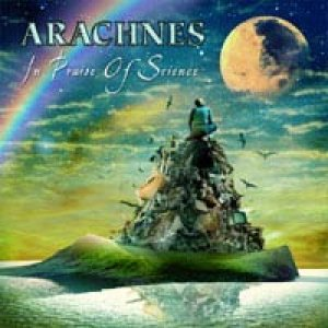 Arachnes - In Praise Of Silence cover art