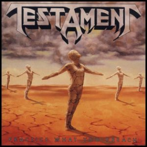 Testament - Practice What You Preach cover art