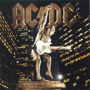 AC/DC - Stiff Upper Lip cover art
