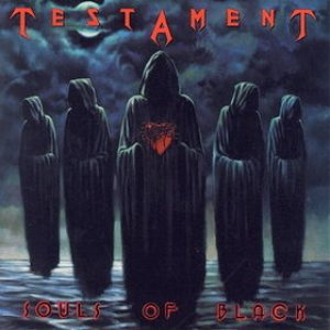 Testament - Souls of Black cover art