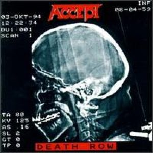 Accept - Death Row cover art