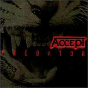 Accept - Predator cover art