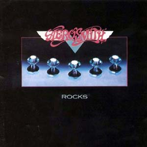 Aerosmith - Rocks cover art