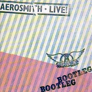 Aerosmith - Live Bootleg cover art
