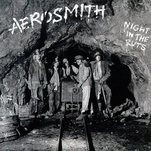 Aerosmith - Night In The Ruts cover art