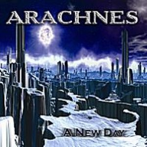 Arachnes - A New Day cover art