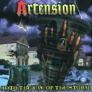 Artension - Into The Eye Of The Storm cover art