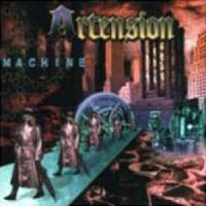Artension - Machine cover art
