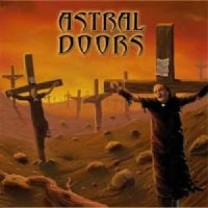 Astral Doors - Of The Son And The Father cover art