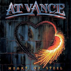 At Vance - Heart of Steel cover art